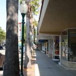 Downtown Sarasota Main Street store fronts