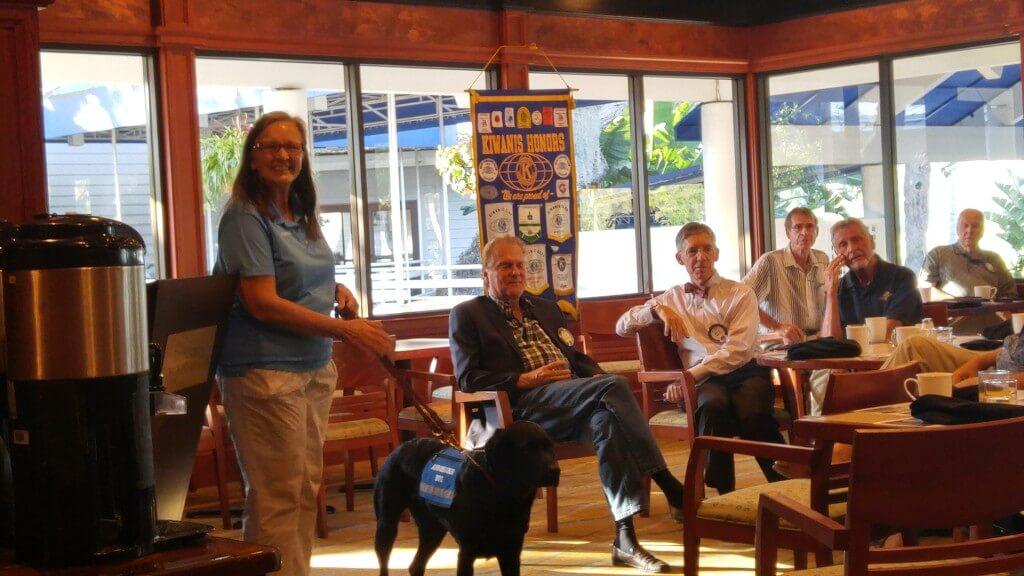 Southeastern Guide Dogs - Guest Speaker-2